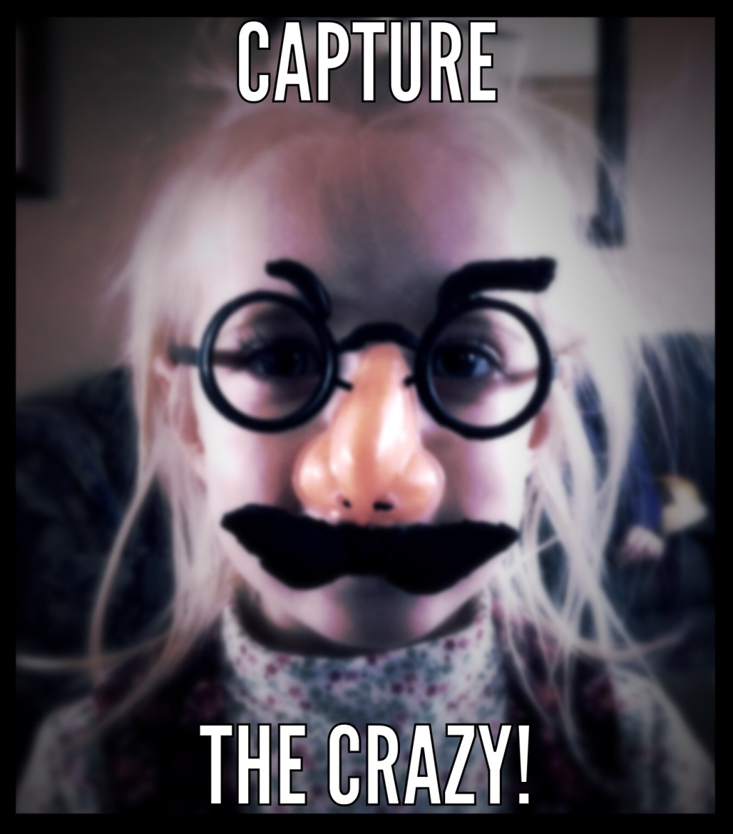 Capture the Crazy...Kid Quotes