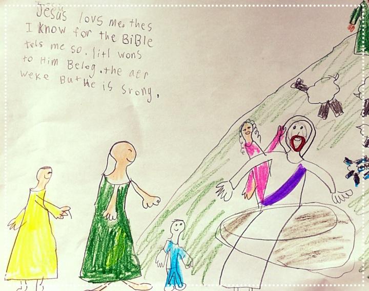 artwork courtesy of Boo (age 7)
